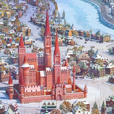 Arseniy chebynkin two queens cities up