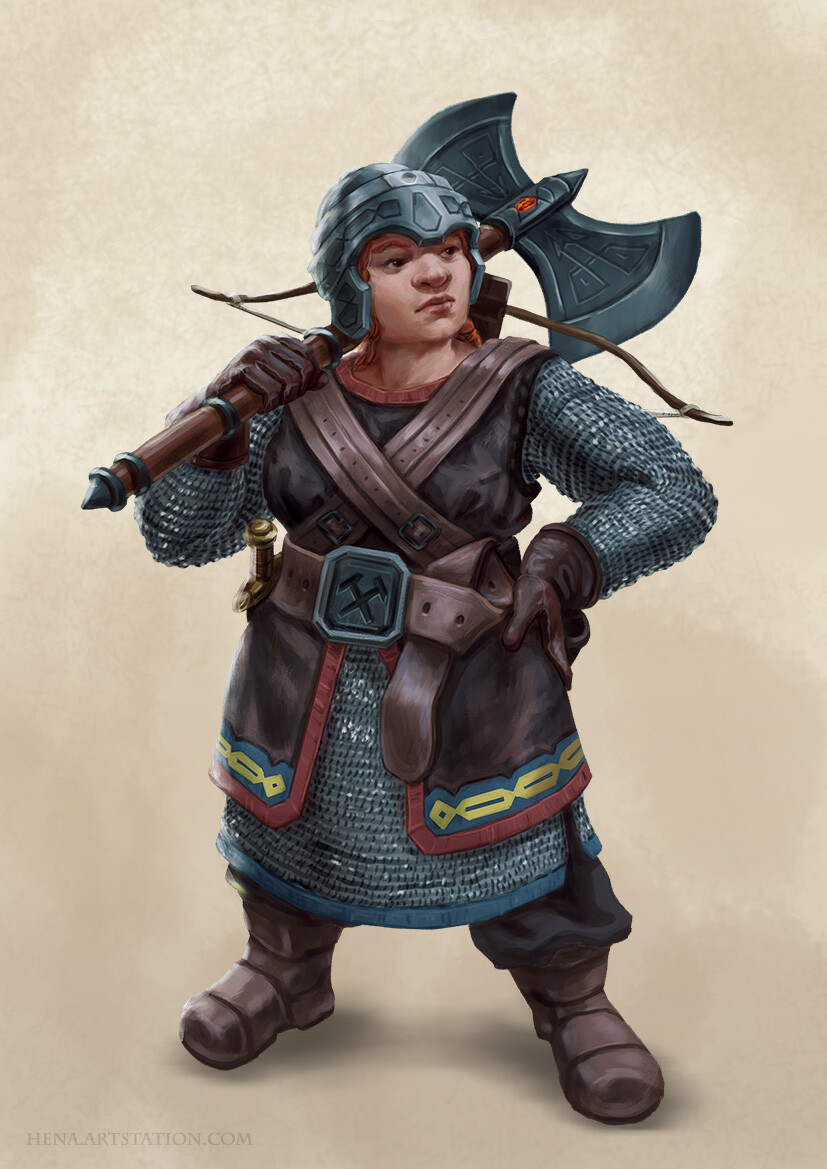Angra character art final