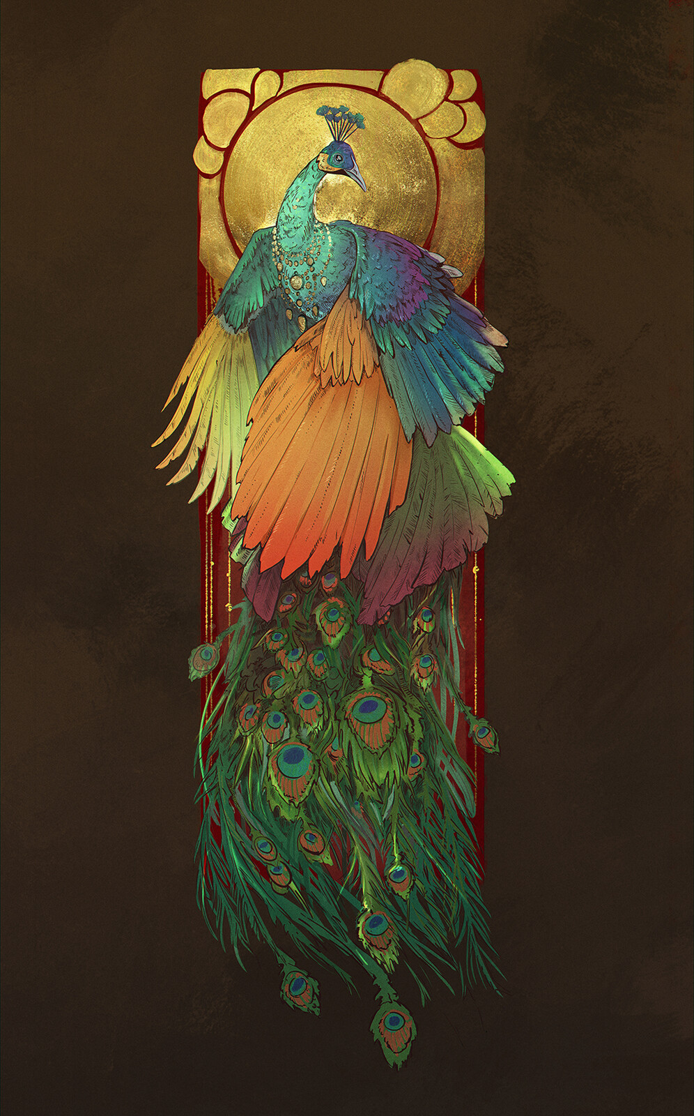 ملك طاووس - Malak Tawoos