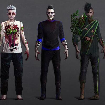 Aleksandra mokrzycka zombie final 1 s