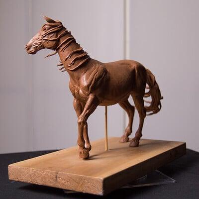 Horse Sculpt #02