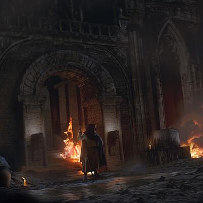Dai nguyen dai nguyen gothic ruin