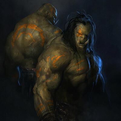 Adnan ali war orcs