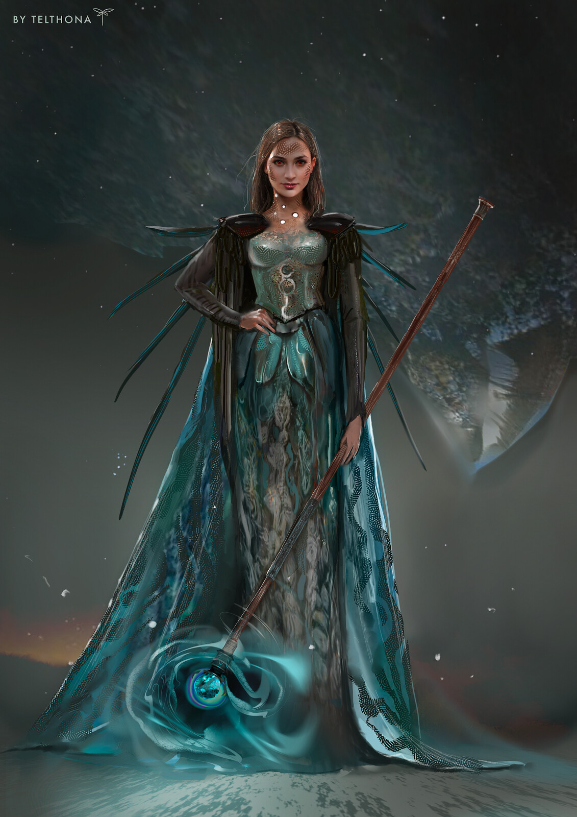 Cosmic Gatekeeper