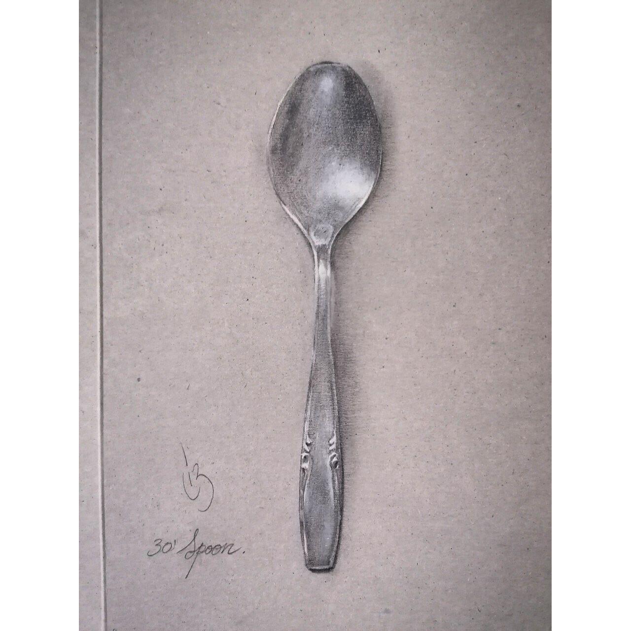 Spoon sketch
