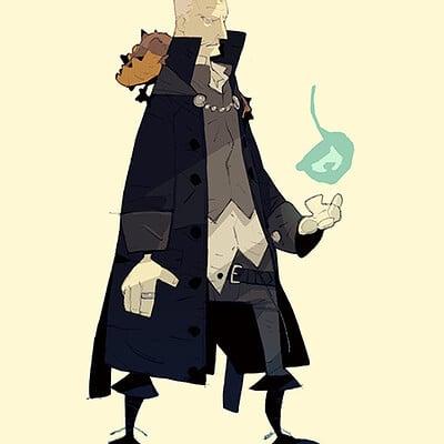 Satoshi matsuura 2021 01 27 dark wizard s