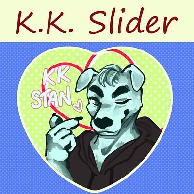 Bold egoist kk slider