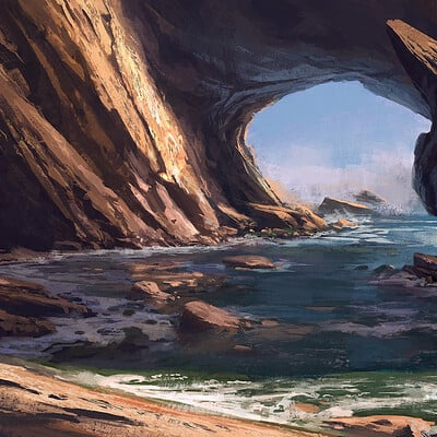 Andreas rocha coastalrocks01