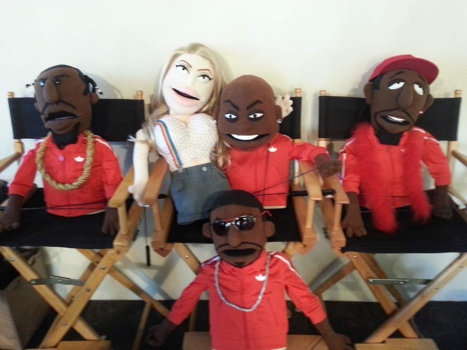 Goodie Mob Puppets For Funny Or Die