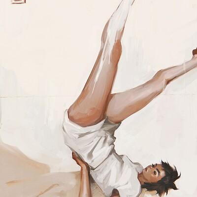 Rachel handley legs