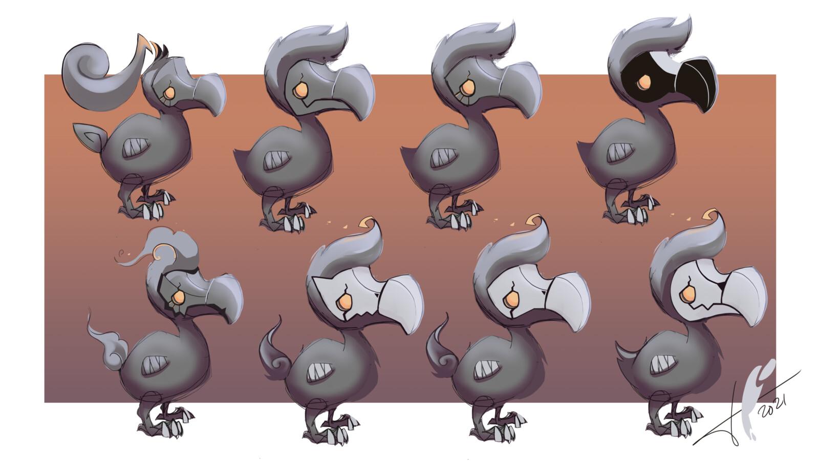 Sad Dodo