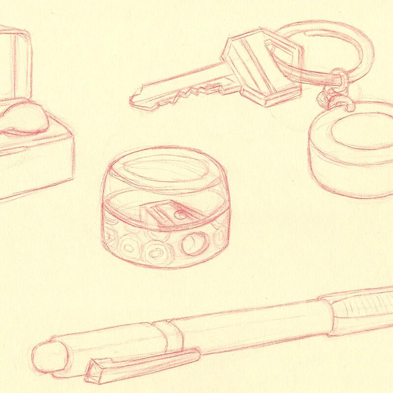 Stuff sketches
