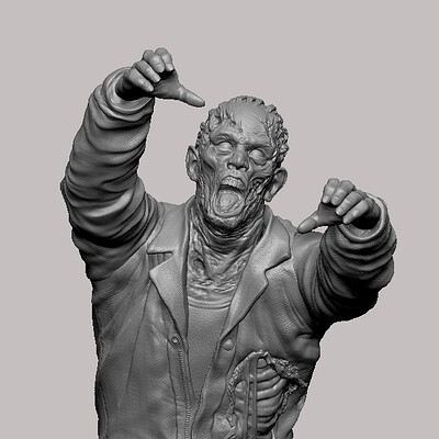 John cleary zombie1