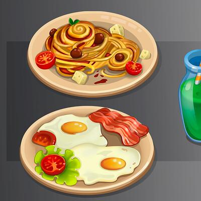 Anastasia ogoleva food1