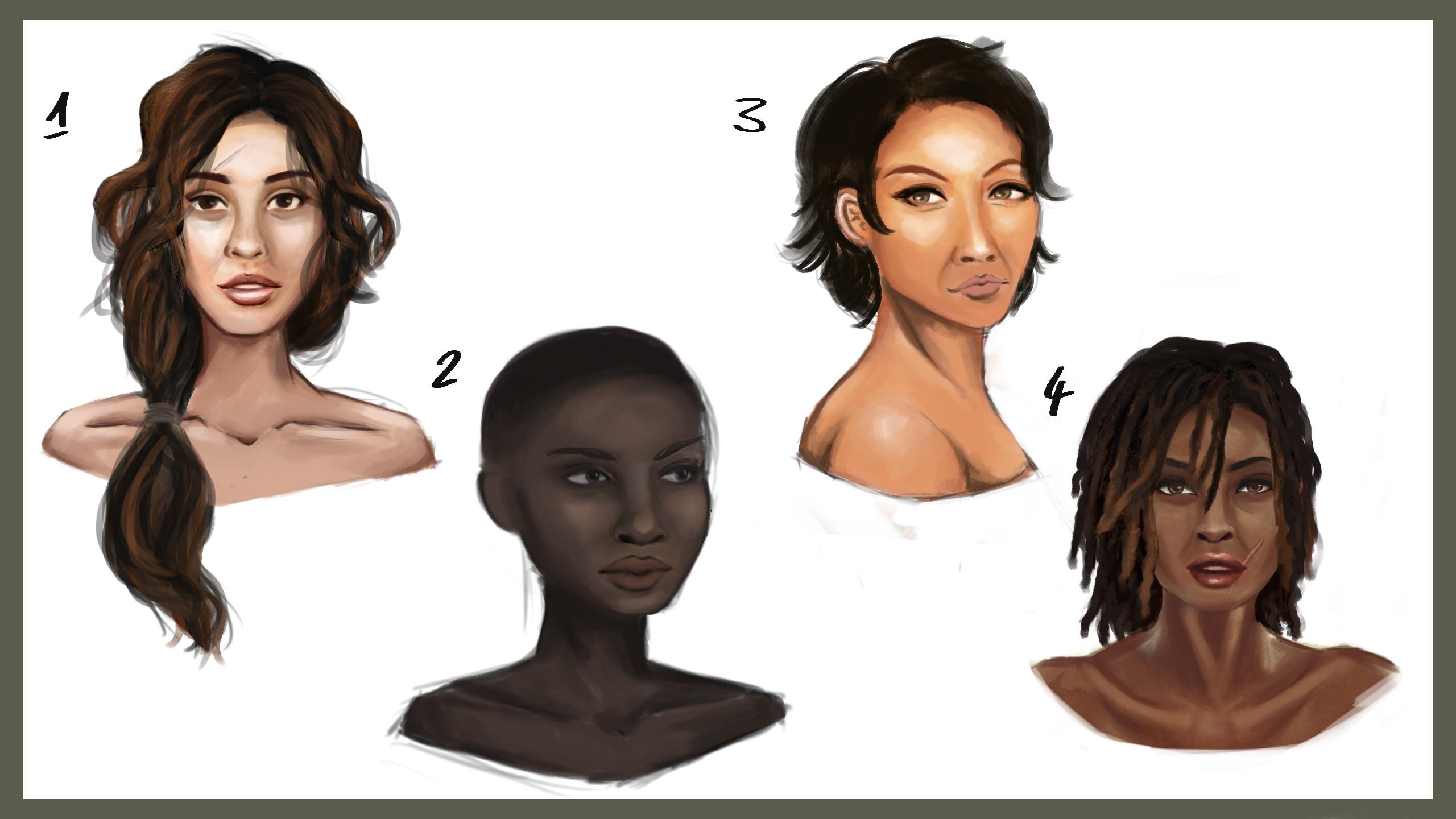 face concepts