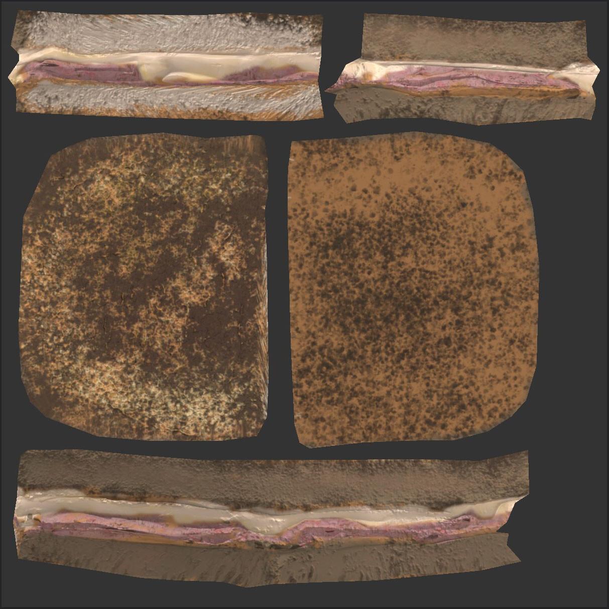 Sandwich Tex