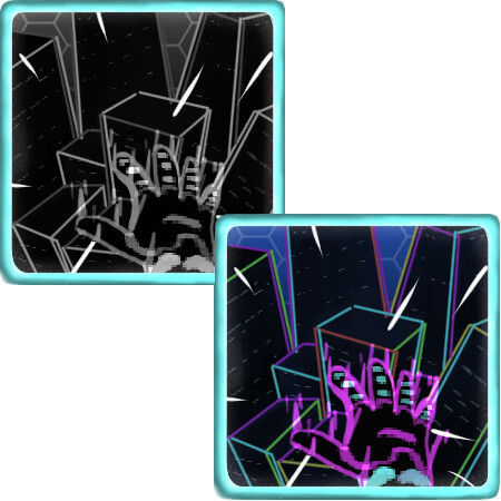 Achievement icons for a VR Game