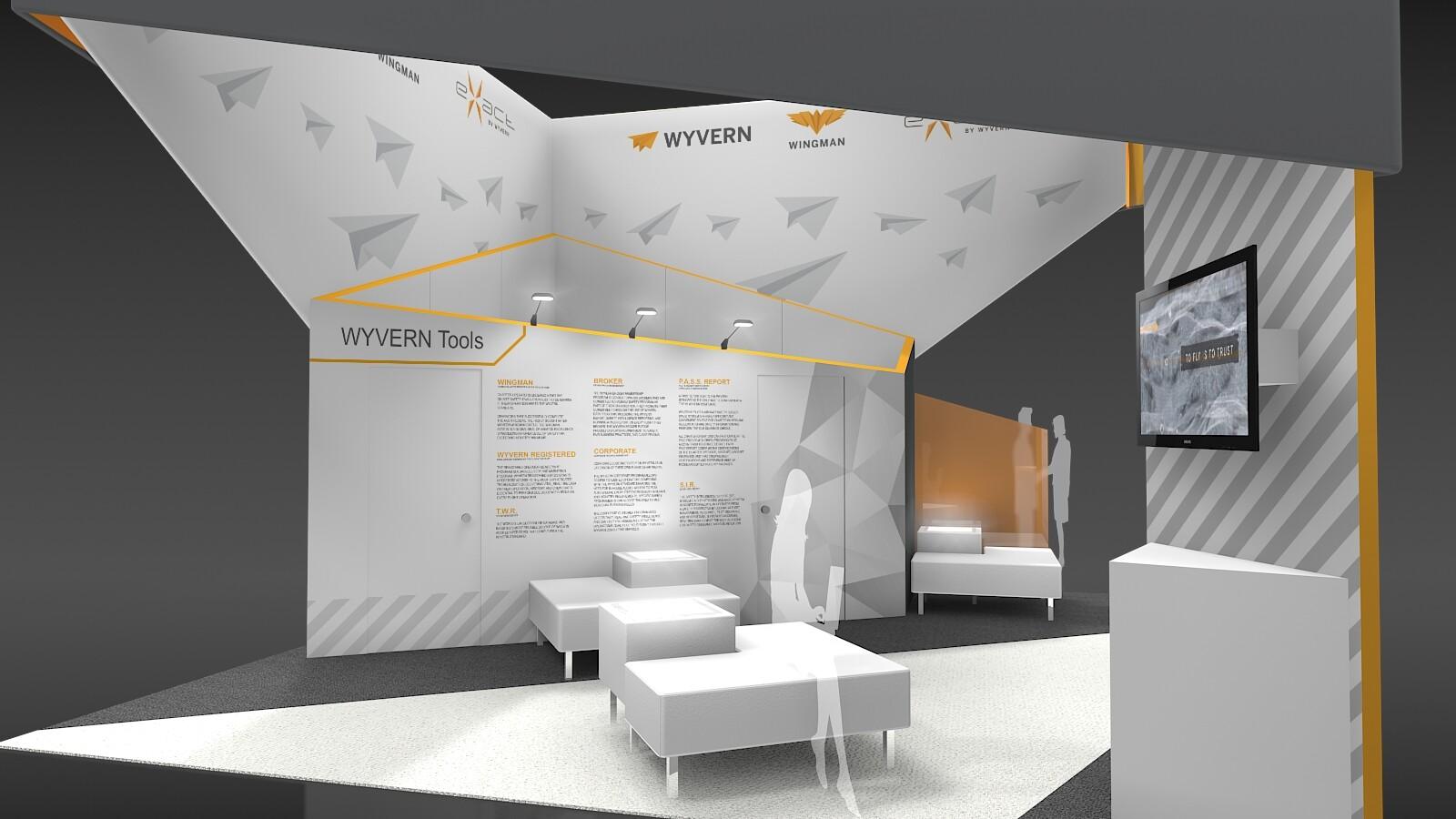 Concept A - Interior
