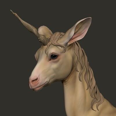 Elena distefano unicorn7