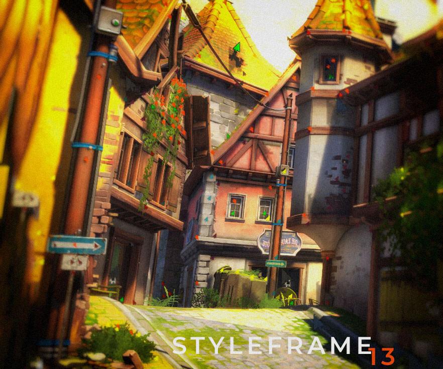 StyleFRAME 13