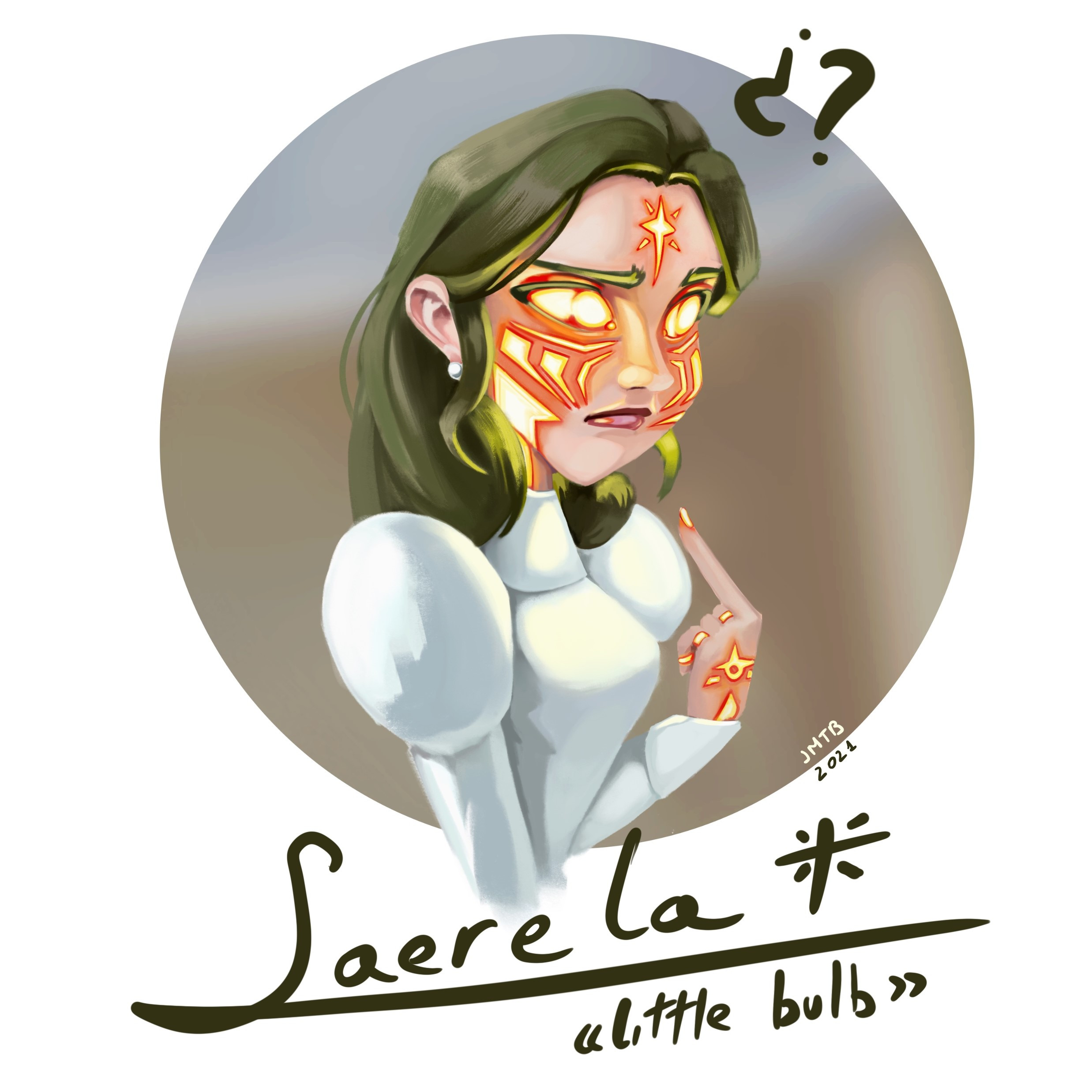Cute Laerela Saen version