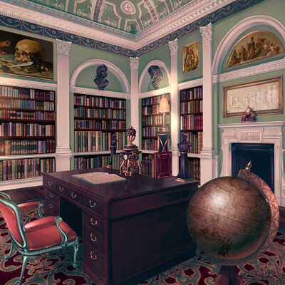 Claire leslie adrian s office
