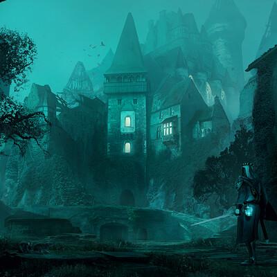 Erik nykvist erik nykvist ghost castle