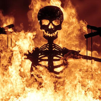 Andreas ivancsics 2020 zigeunerbaron skeleton