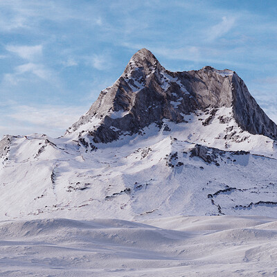 Andreas ivancsics 2021 mountain