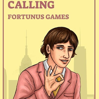 Fortunus games sam s guide to cold calling