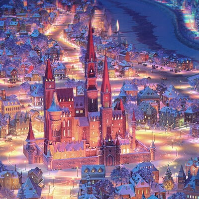 Arseniy chebynkin two queens cities night