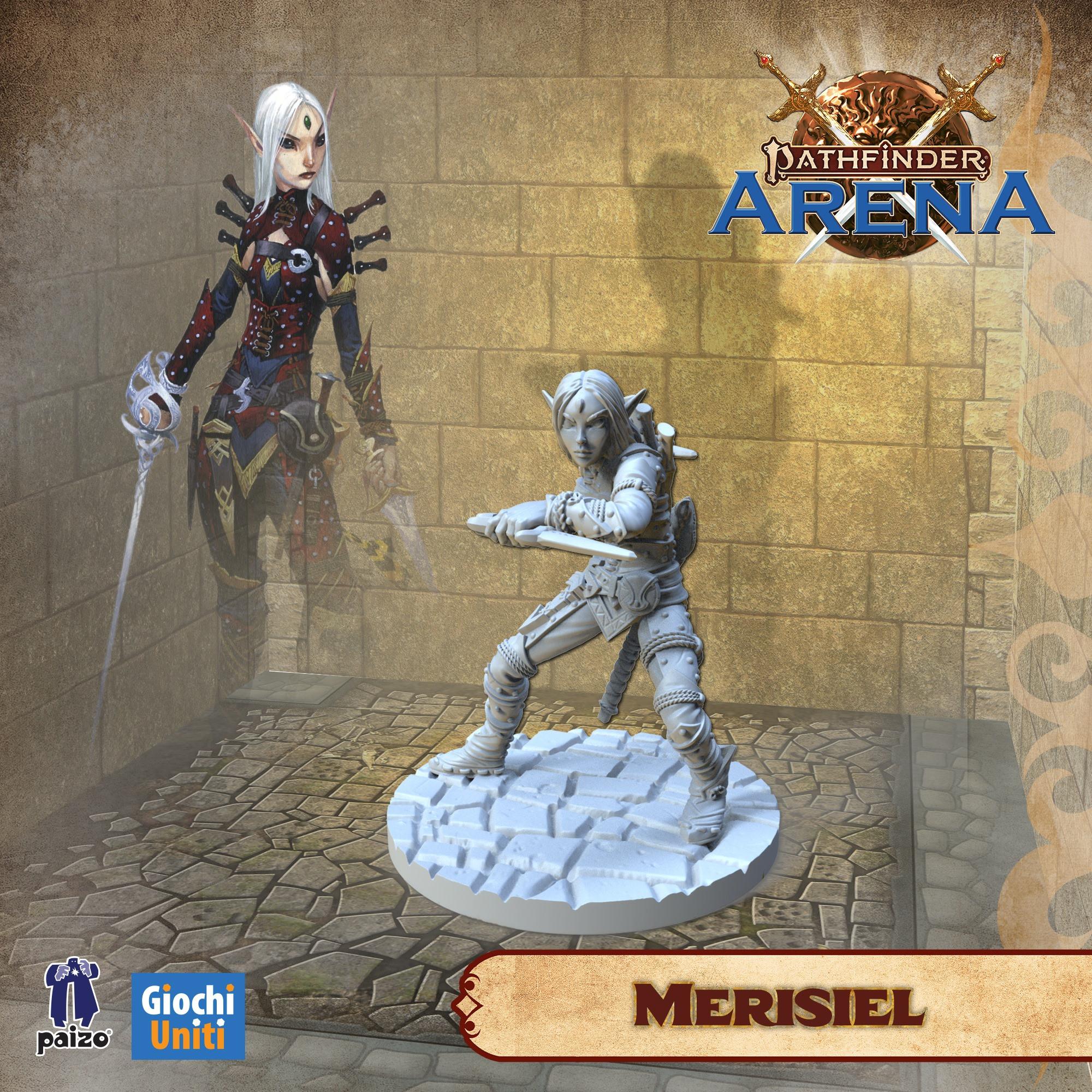 Merisiel - Elf Thief