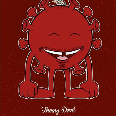Thorny devil nihou mofos