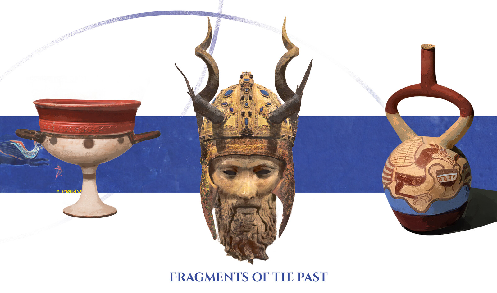Six Artifacts from Fragments of the Past
