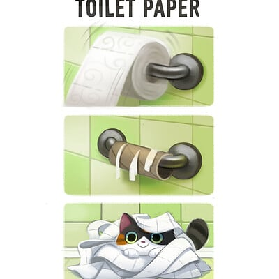 Piper thibodeau dp3006 comic toiletpaper highres