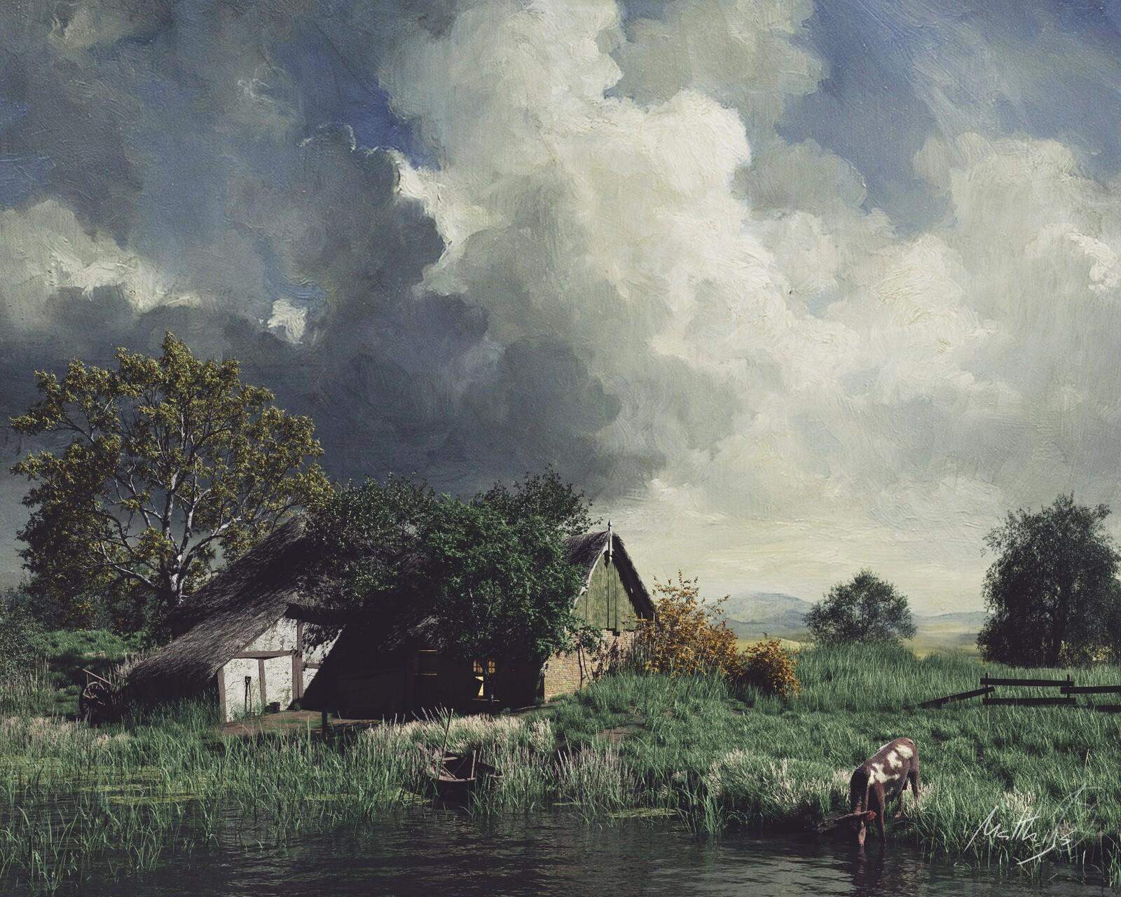 Little farm ft. Rembrandt