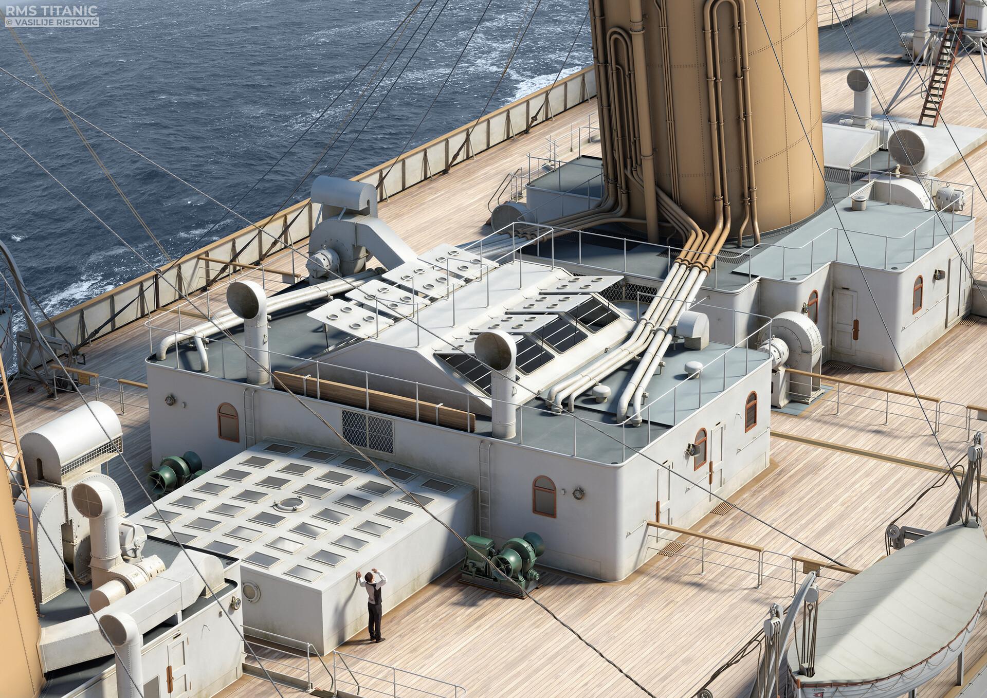 Montage Titanic Trumpeter 1/200 - Page 10 Vasilije-ristovic-titanic-tank-top-01-web