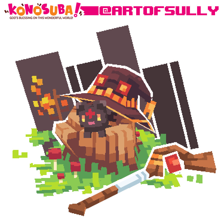 KonoSuba - Chomusuke