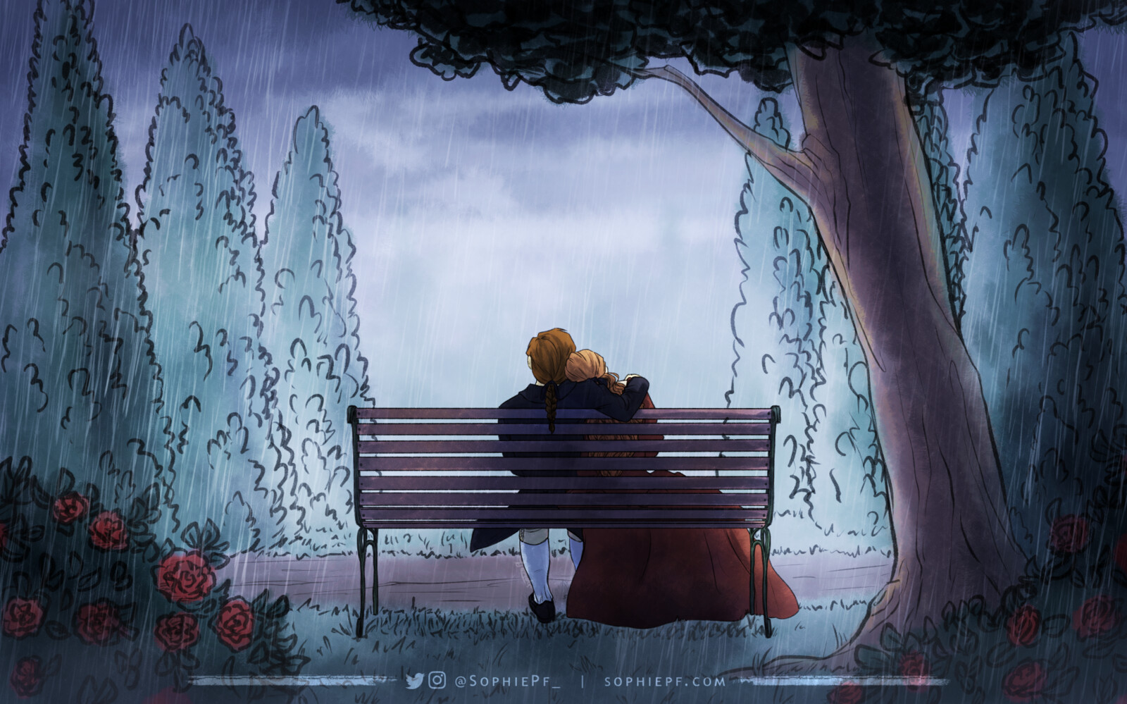 [Soul's Journey] Together in the Rain