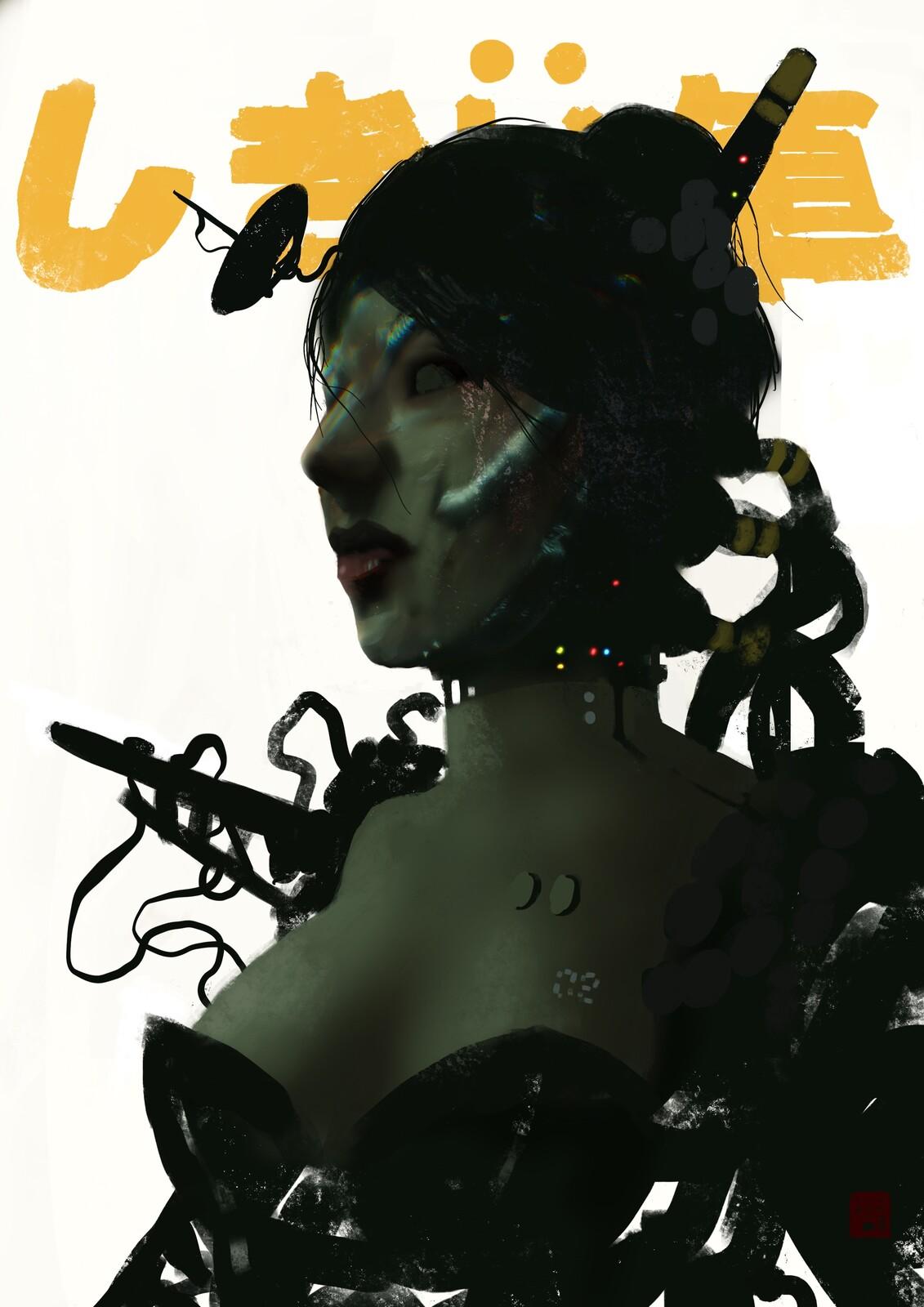 Beyönd: House Raven Lady Directör//02