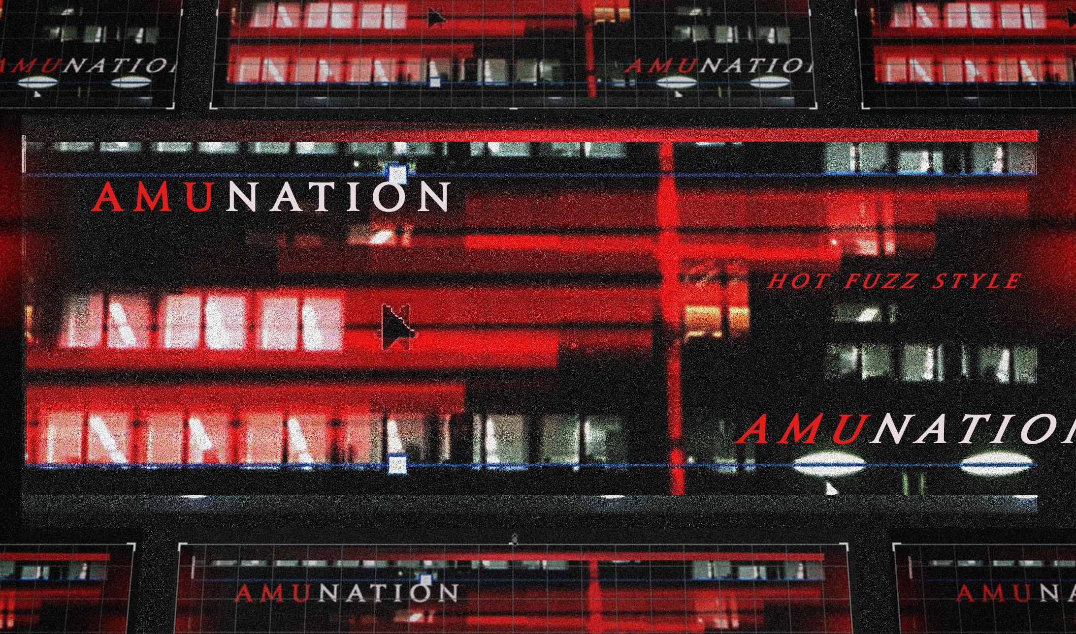 Amunation Store.