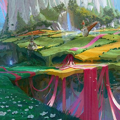 Daniel clarke landscape play
