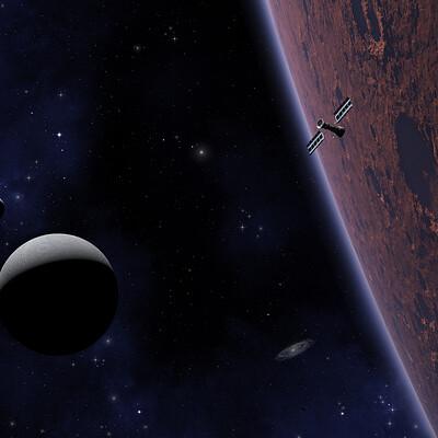 Jeffrey martinez 20210217tg eye in the sky