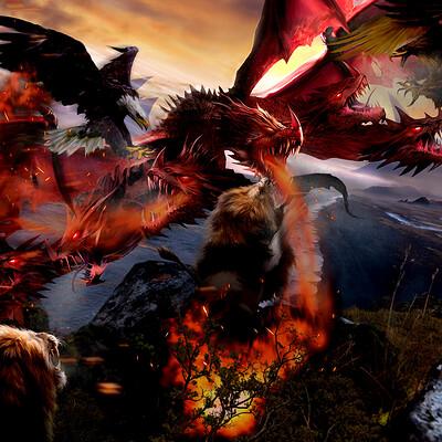 Jon yousef dragon