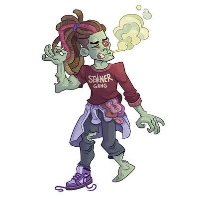 Mauricio alejandro perez zombie1