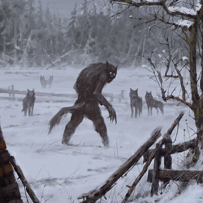Jakub rozalski 00 old friend