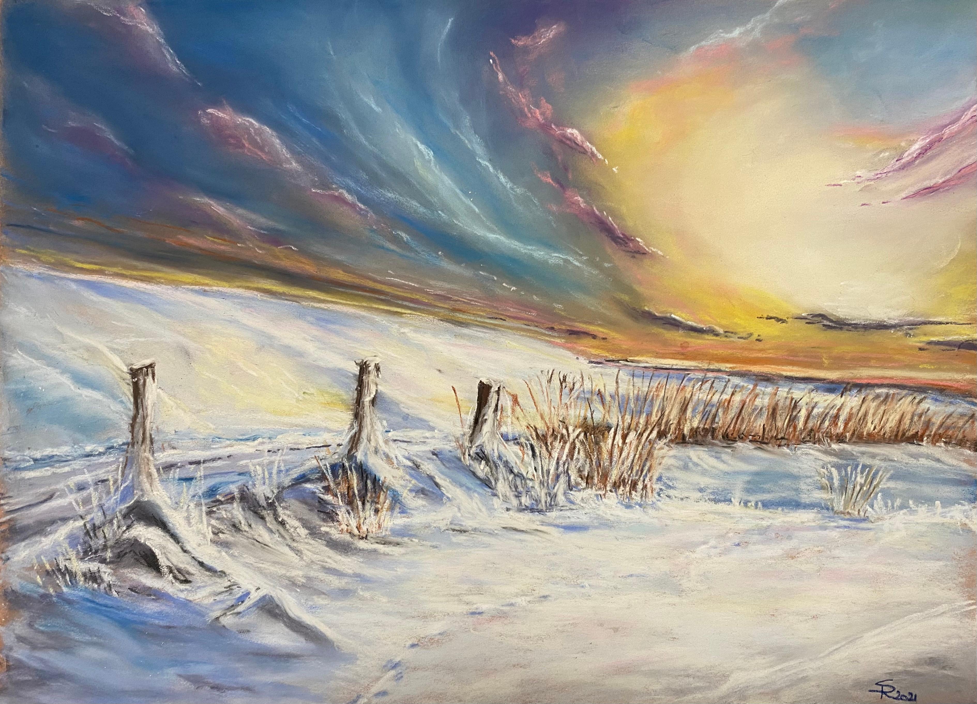 Winter Sky - Ciel d'Hiver