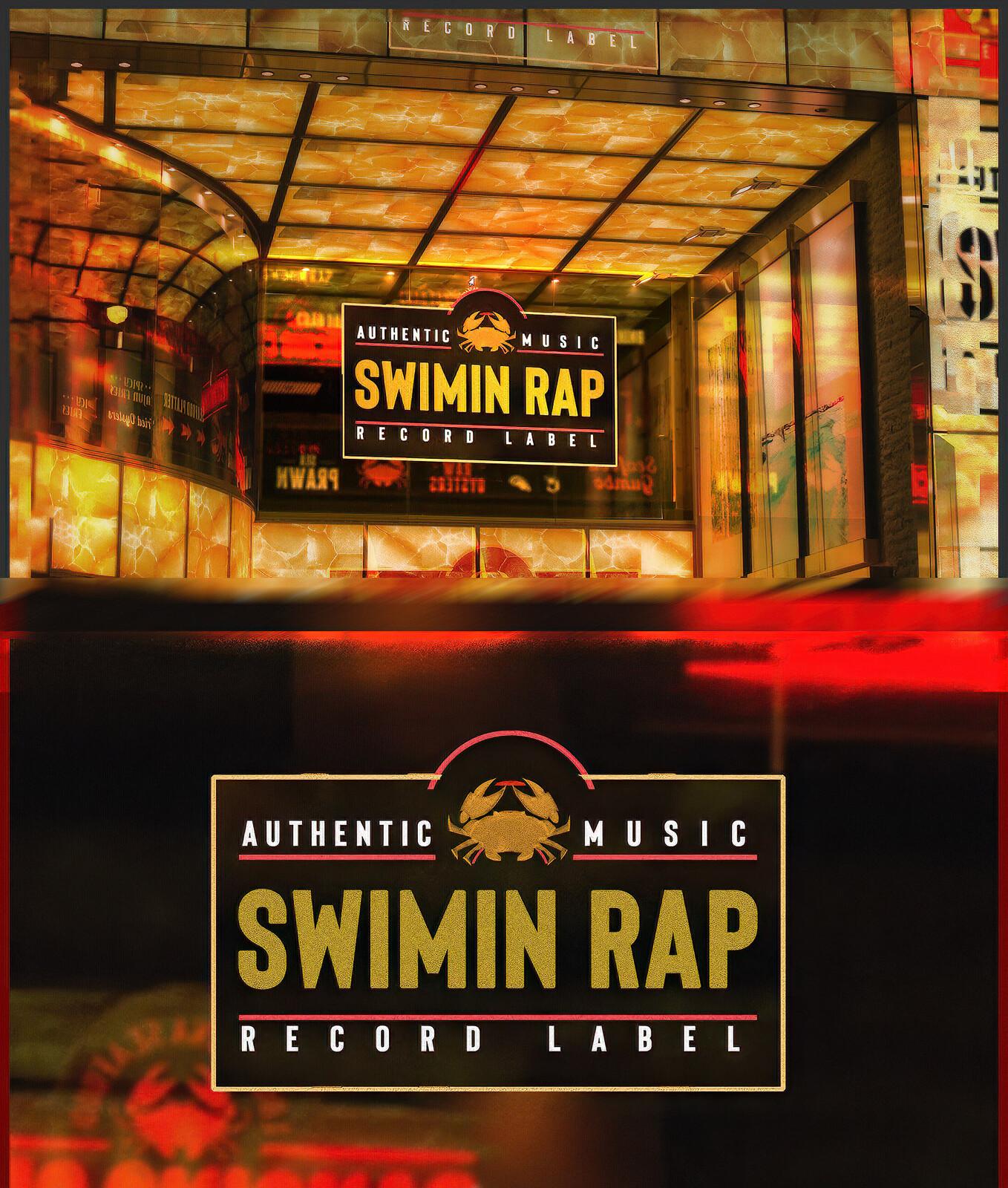 SWIMIN RAP (GTA.U)