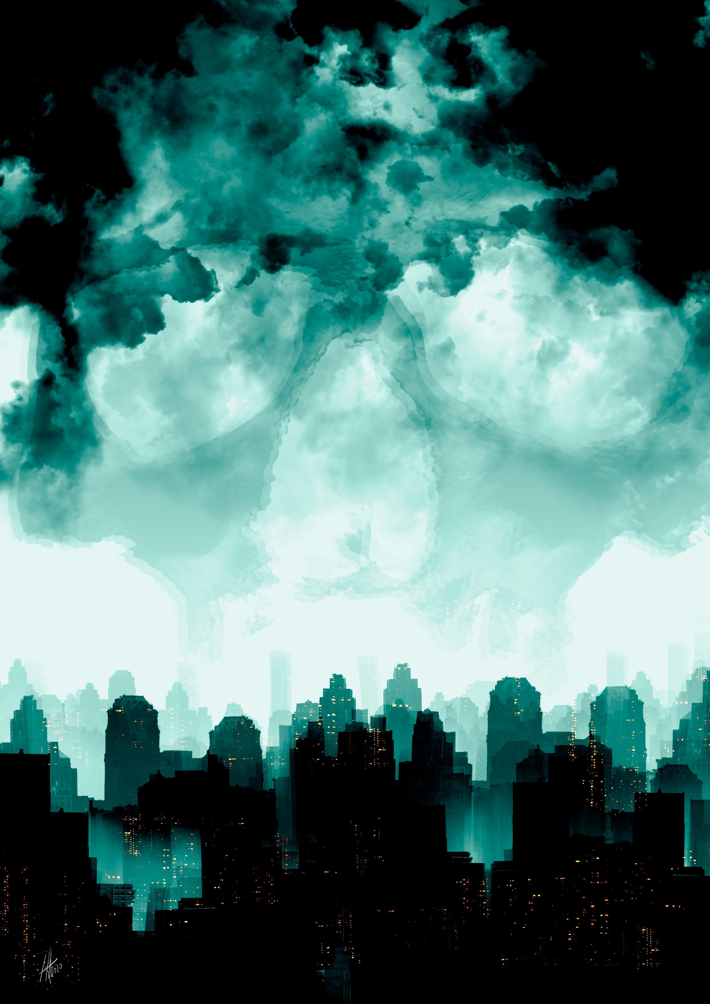 Vienen con las Nubes