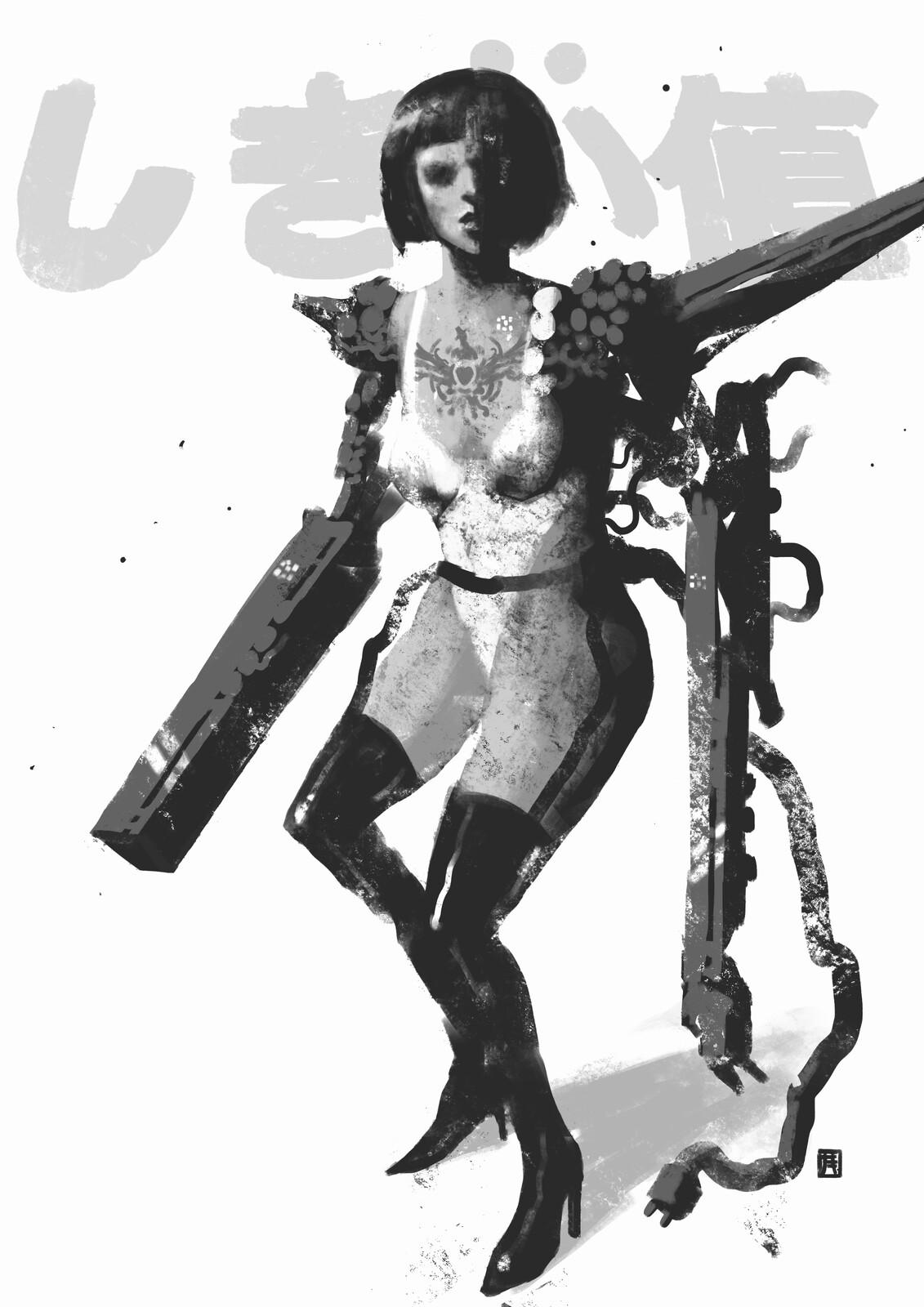 Beyönd: Lady Burlësque//01